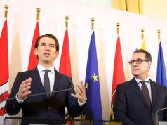 Bundeskanzler Kurz Vizekanzler Strache
