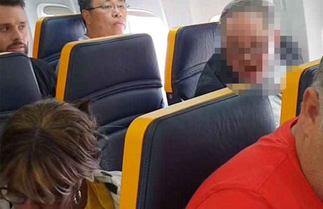 Ryanair Rassismus Vorfall