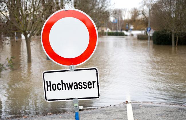 Unwetter Österreich