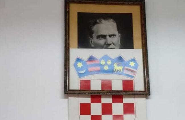 Kroatien Banksy
