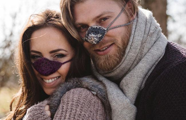 Skurriler Trend Nasenwarmer Als Neuster Modeschrei Fur Den Winter