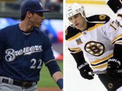 Hockey und Baseball