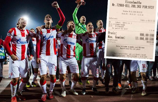 Crvena-Zvezda-Liverpool-Wettschein-Gewinn