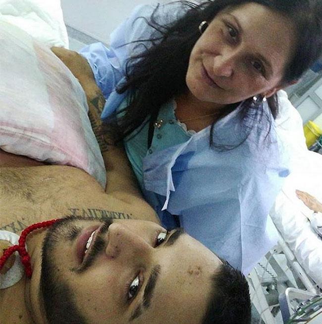 Darko-Lazic-Selfie-Krankenhaus
