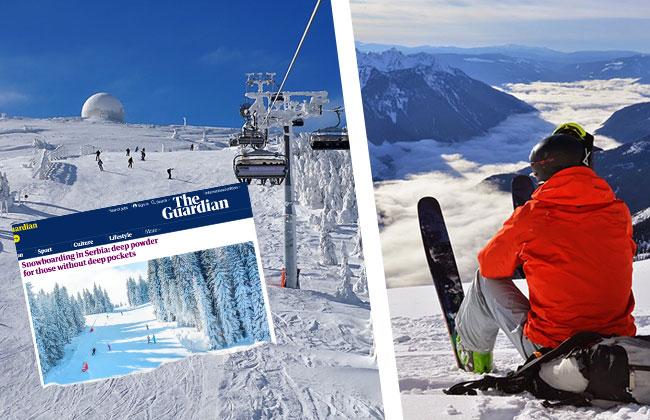 Guardian-Skigebiet-Serbien-Kopaonik