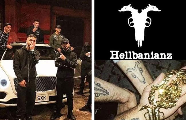 Hellbanianz-albaner-Gangster-protzen-Instagram