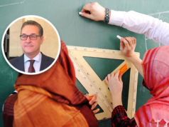 Kopftuchverbot-Schulen-Strache-Gesetz