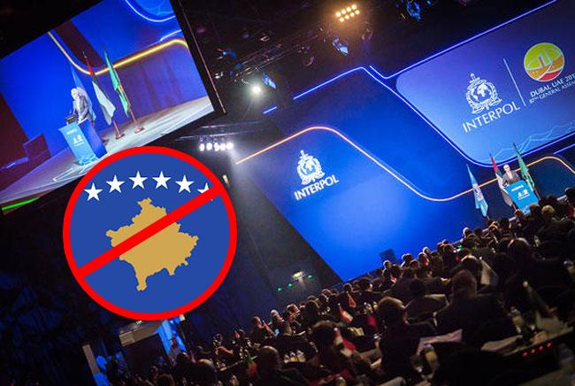 Kosovo-Interpol-Mitgliedschaft