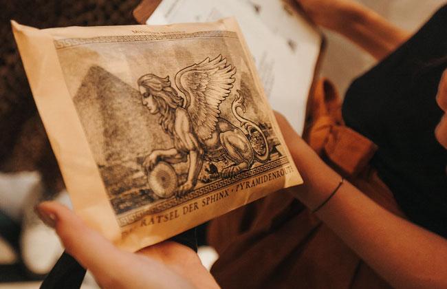 Das weltbekannteste Rätselspiel im Kunsthistorischen Museum