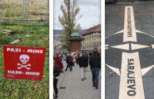 Sarajevo-Reisebericht
