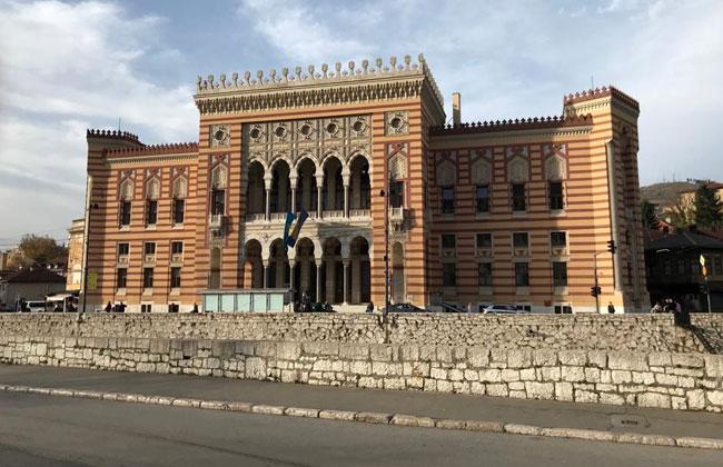 Sarajevo-Vijecnica