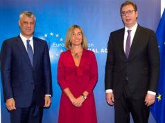 Vucic-Thaci-Kosovo