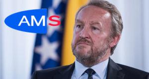 Izetbegovic AMS Spende Kurz