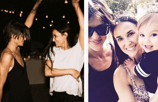 Demi und Masha
