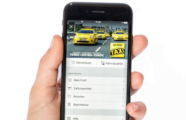Taxi 40 100 App