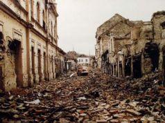 Vukovar Kroatien Gedenkfeiern Schlacht