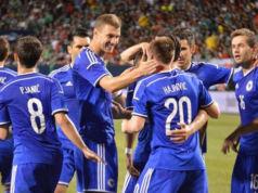 Bosnische Nationalmannschaft