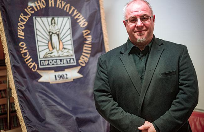 Prof. Mijalković
