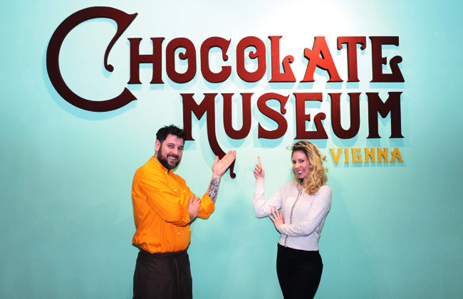 Chocolate Museum Vienna by Miscal
