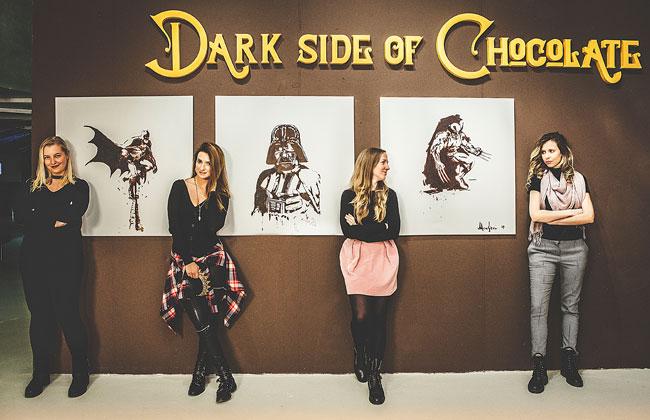 Dark Side of Chocolate