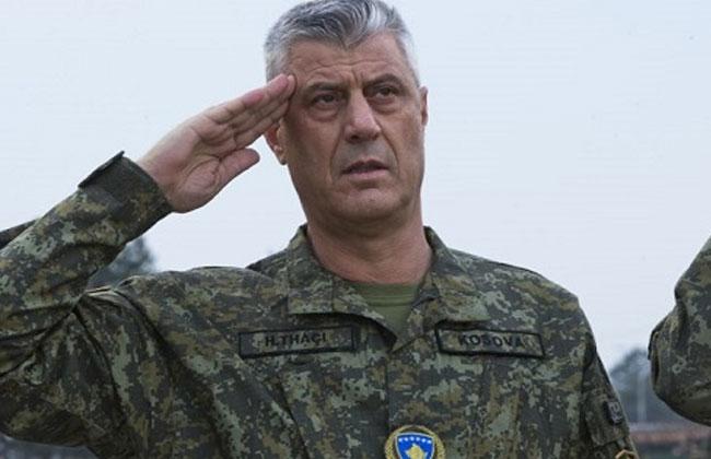 Kosovo-Armee-UNO-Reagiert