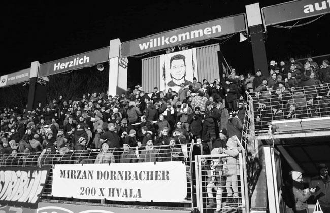 Mirza Berkić_200. Spiel im Wiener-Sport-Club