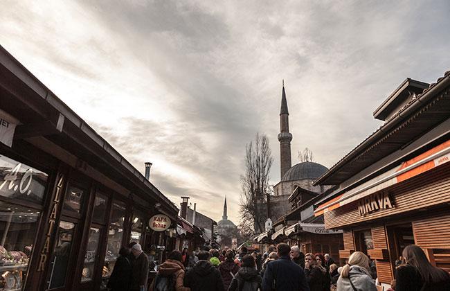 Sarajevo-Bascarsija