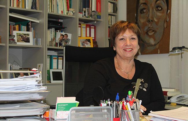 Gabriele Votava SPÖ Bezirksvorsteherin Meidling