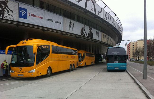 bus Stadion