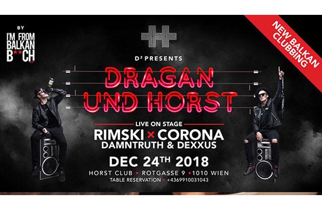 Dragan & Horst by D2