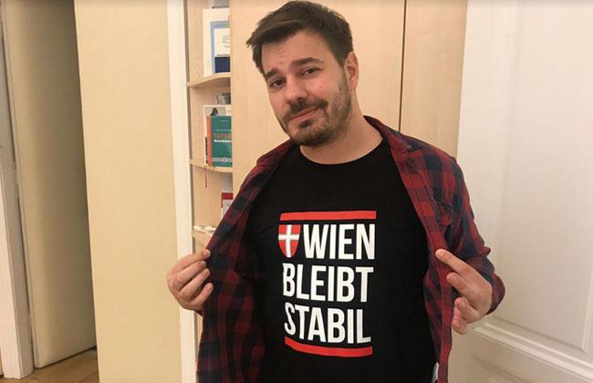 Niko Poljak SPÖ Bezirksrat Wien Favoriten Marcus Franz