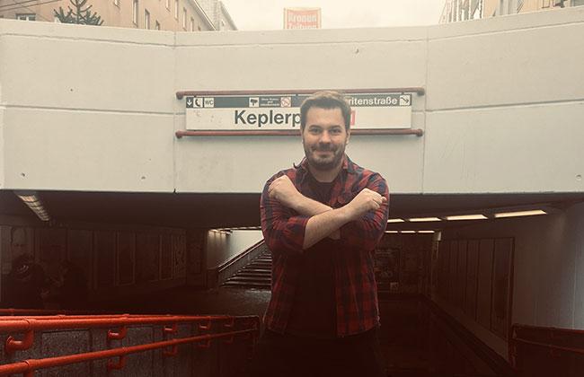 Niko Poljak SPÖ Keplerplatz Wien