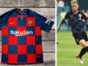 FCB Trikots Jerseys Rakitic Croatia