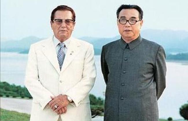 Tito Nordkorea