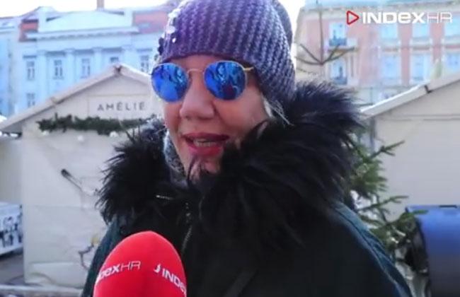 Umfrage Foto Kroatien Zagreb Weihnachten Serbisch