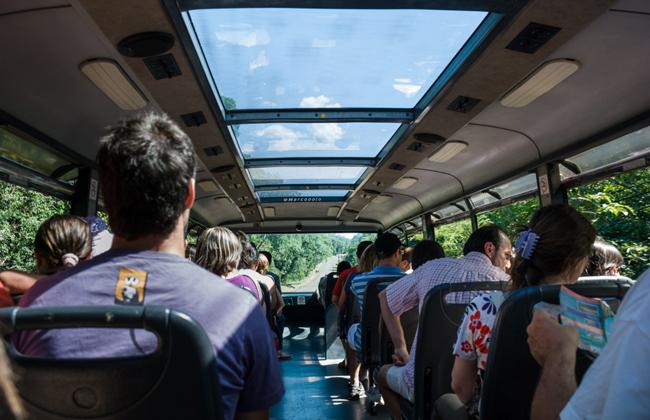 Bus Auswanderung Kroatien
