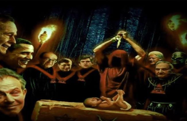 Satanische Rituale