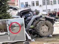 Autounfall-Kosovo