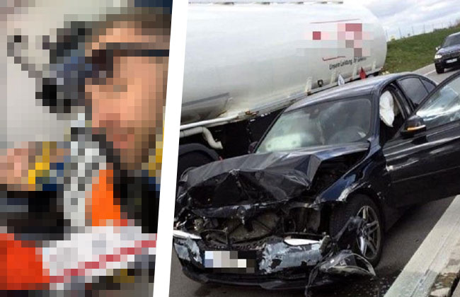 Enis-Muslimovic-Unfall