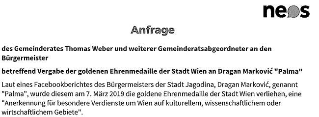 Florian-Klenk-Twitter-Screenshot-KOSMO-Palma-NEOS-Anfrage