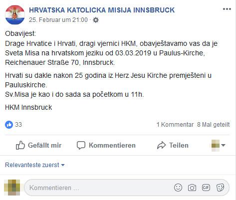 Kroatische-katholische-Mission-Innsbruck