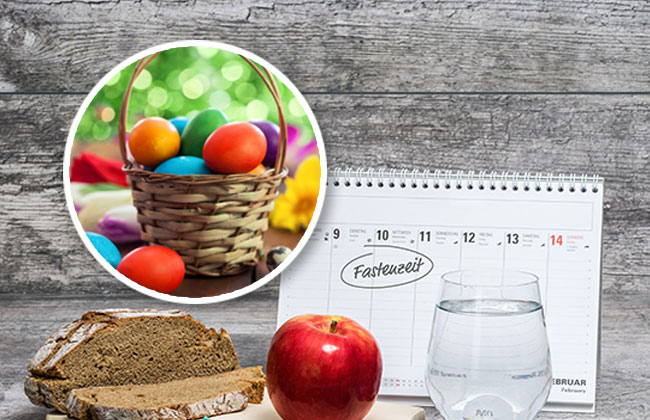 Fasten Ostern