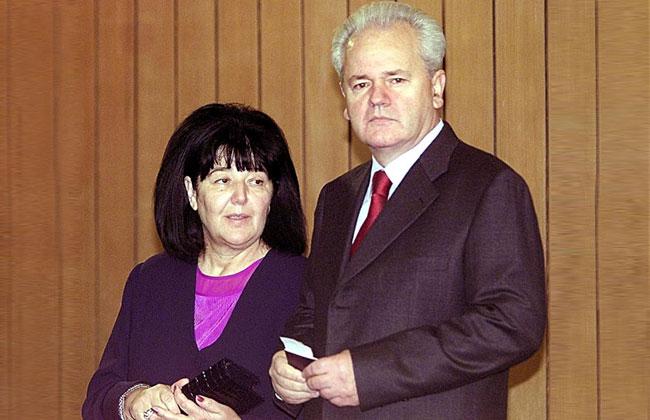 Mirjana-Markovic-Slobodan-Milosevic