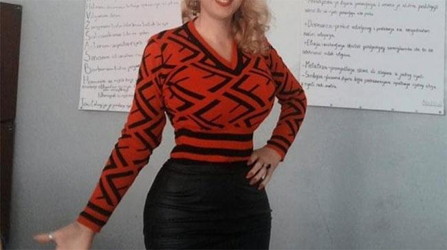 Skandal: Bosnische Lehrerin fotografiert sich nackt in der
