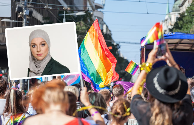 Gay neighborhood in berlin
