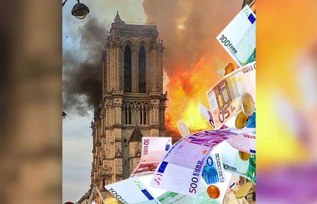 Großzügige Spende von Serbien an Frankreich