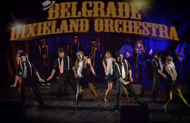 Belgrade-Dixieland-Orchestra