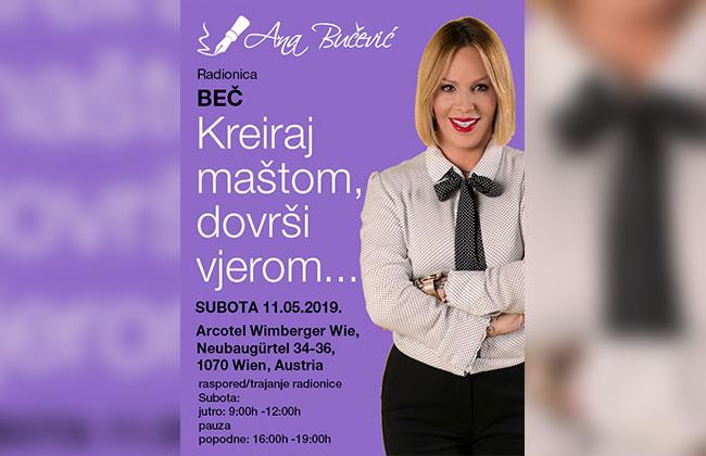 Ana Bučević Workshop
