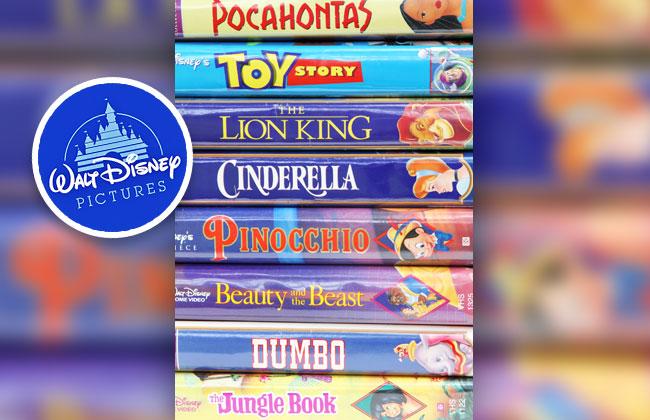 Disney-VHS-Wert