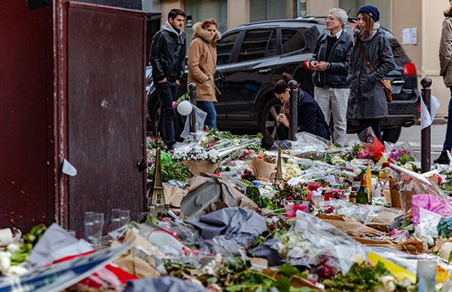 In Deutschland: Terrorverdächtiger wegen Beteiligung an Paris-Anschlägen festgenommen